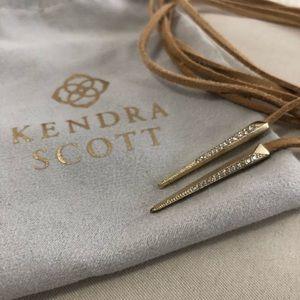 Kendra Scott Pierce Necklace